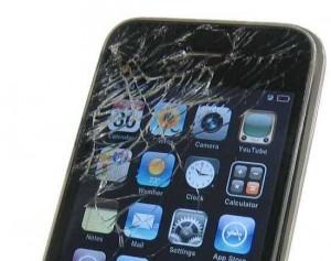 Trasig iPhone